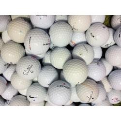Čtyřvrstvé golfové míče - mix 50 ks