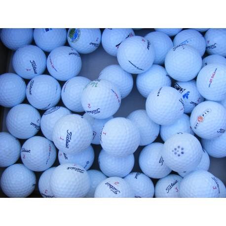 Titleist PTS 50 ks levné golfové míče
