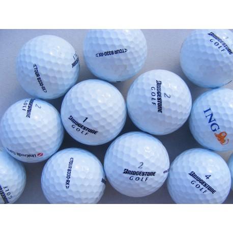 Bridgestone B330 trénink mix 60 ks levné golfové míče Bridgestone