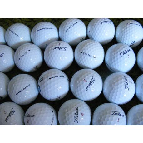 Titleist NXT trénink mix (50 + 10 ks ZDARMA) - C, levné golfové míče