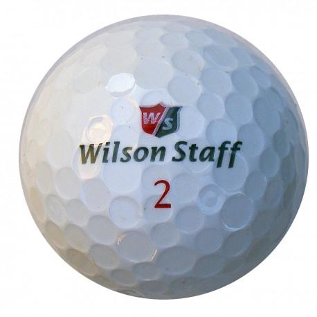 Wilson Staff Dx2 a Wilson Staff Px3 soft spin 30 ks levné golfové míče