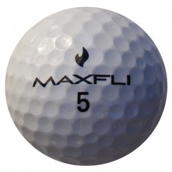 Maxfli golfové míče 30 ks levné golfové míče Maxfli