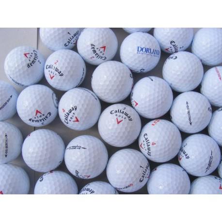 Callaway trénink MIX (100 + 20 ks ZDARMA) levné golfové míče Callaway
