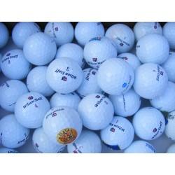Wilson Staff trénink mix Dx2 a Wilson Staff trénink mix Px3 (50 +10 ks ZDARMA) levné golfové míče