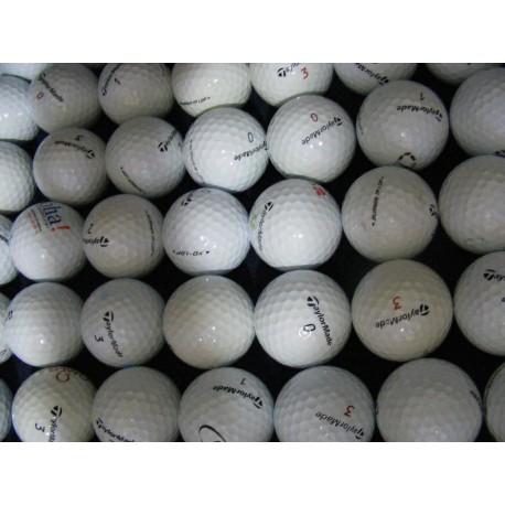 TaylorMade trénink mix (50 +10 ks ZDARMA) levné golfové míče