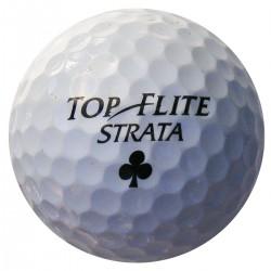 Top Flite golfové míče 50 ks levné golfové míče