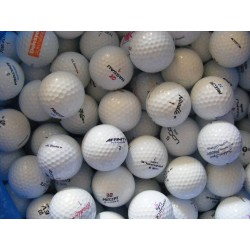MIX golfových míčů 100 ks levné golfové míče