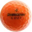 Červené golfové míče 30 ks