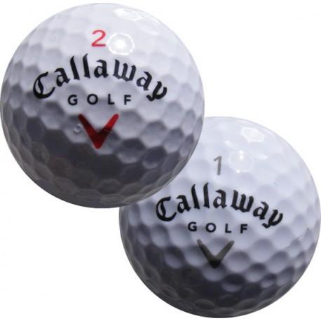 Callaway MIX 50 ks levné golfové míče Callaway